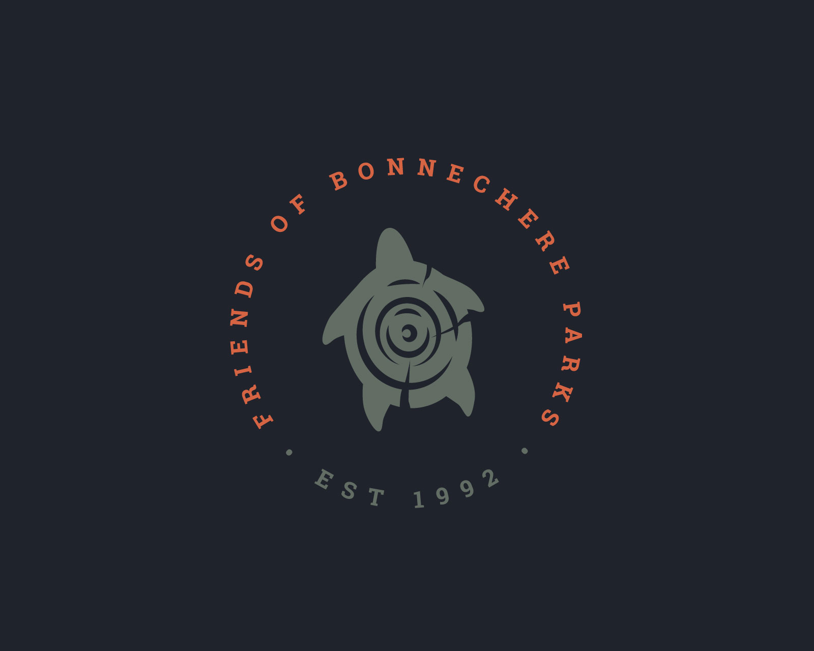 logo of the friends of bonnechere parks
