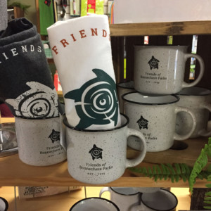 photo of friends of bonnechere parks mugs and t-shirts